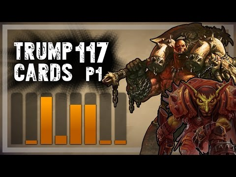 Hearthstone: Trump Cards - 117 - Part 1: Venture Trading Company (Warrior Arena)