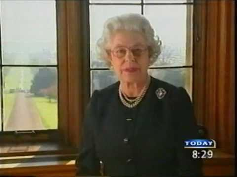 The Queen's Speech Following Her Mother's Death