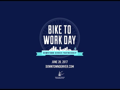 The Downtown Denver Partnership Bikes to Work