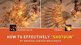 """How to effectively """"Shotgun"""" by abusing certain mechanics in game! ft. Fireball / Blazing Salvo 3.13"""