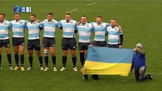 Регбі. Чемпіонат Європи. Україна - Швеція (29:8). 28.10.2017