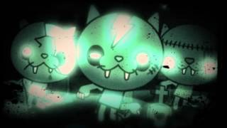 CD02-03 Zombie Cats - Grey Town