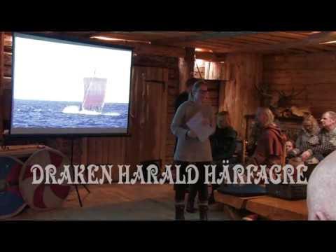 Kerstin Kessu Karu presentatsioon - Draken Harald Harfagre - Viikingite küla 2017 25 Veebr