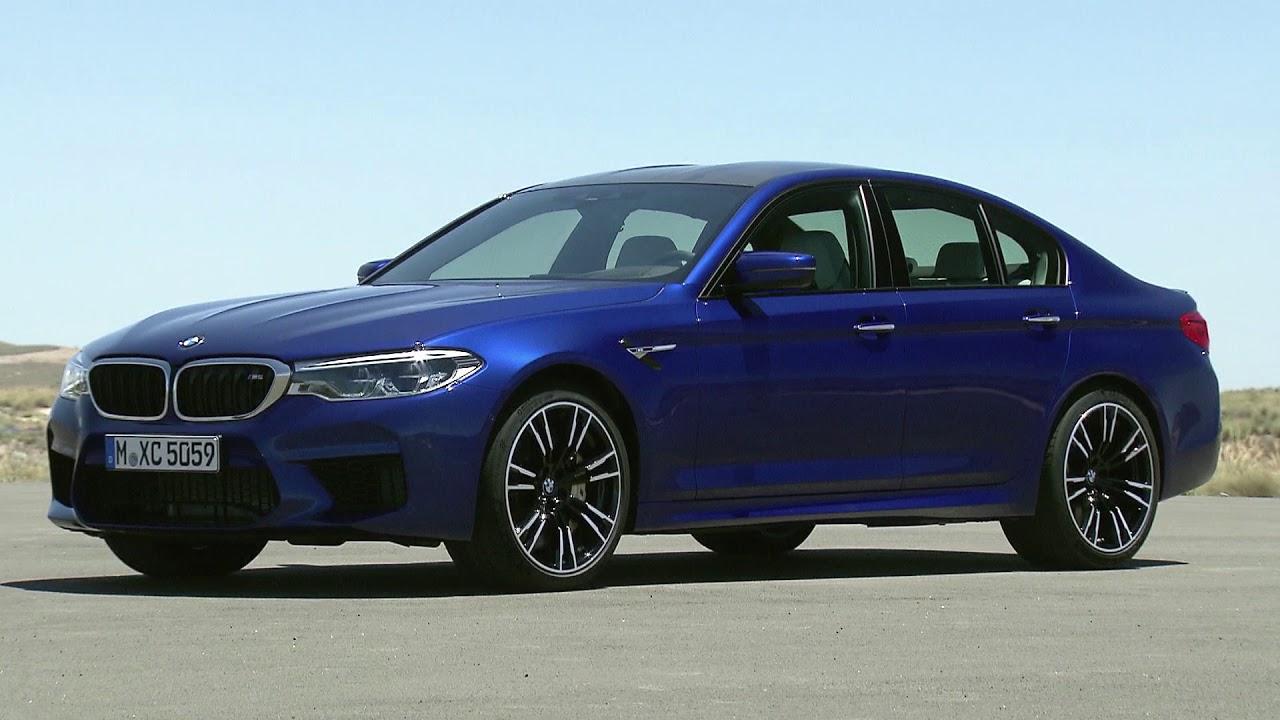 2018 BMW M5 (F90) Exterior Design - YouTube
