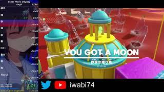 Super Mario Odyssey: Any% Speedrun in 1:21:58