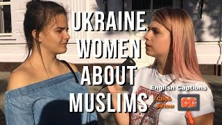 Ukrainian And Russian Girls About Marriage With Foreign Arab Muslim Men