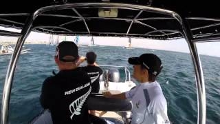 ETNZ: Extreme Sailing Series Istanbul- Taking home the Trophy