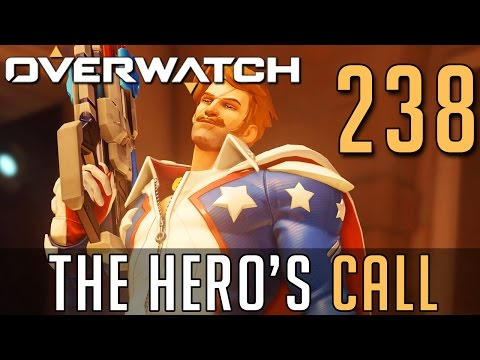 [238] The Hero's Call (Let's Play Overwatch PC w/ GaLm)