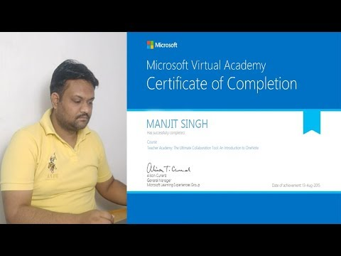 Get FREE Microsoft Training And Certificate From Microsoft Academy