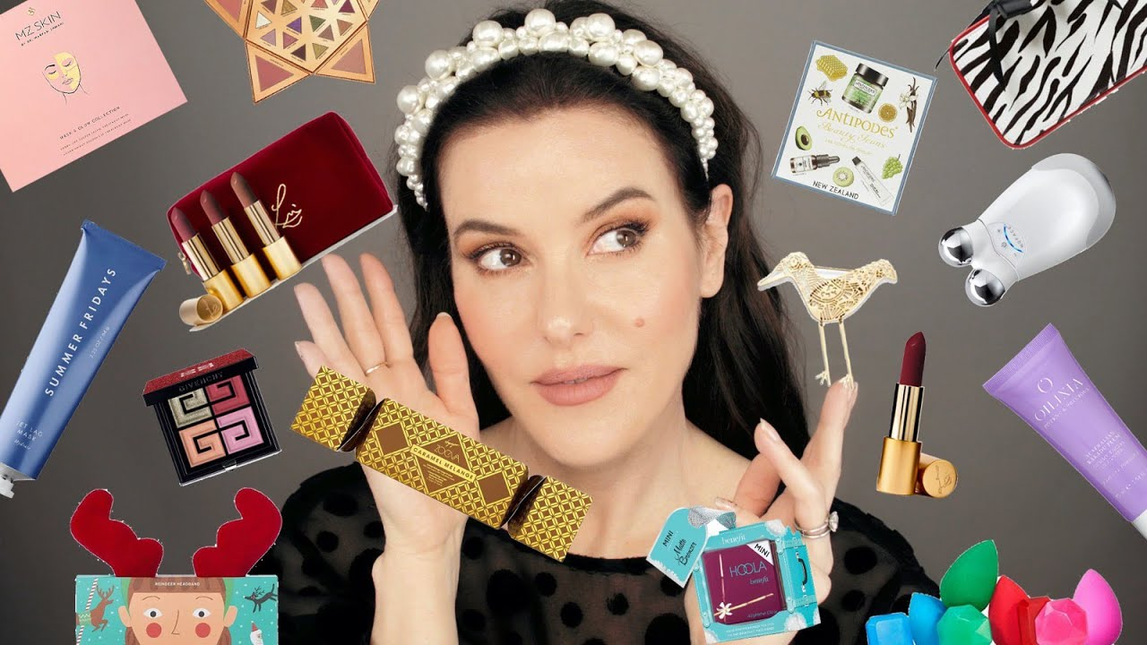 Angela Vazquez Nude lisa eldridge make up | video | holiday gift guide and