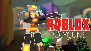 The FGN Crew Plays: ROBLOX - Polyguns (PC)