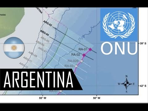 El mar ARGENTINO es 35% mas grande que ayer