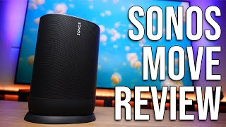 Sonos Move Review: The best All-in-one portable Smart Speaker