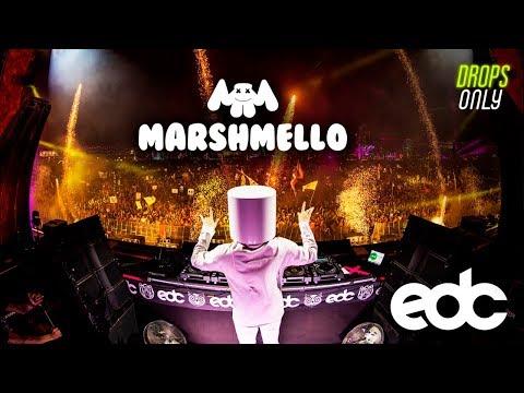 Marshmello Live At EDC Las Vegas 2018 - Drops Only (Taken From Livestream)