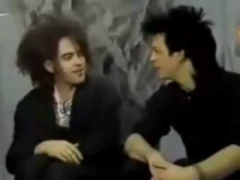 Cut Here -- The Cure (compilation of clips)