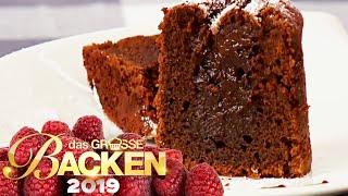 Nur ein Kuchen überzeugt - Moelleux au Chocolat | Verkostung | Das große Backen 2019 | SAT.1