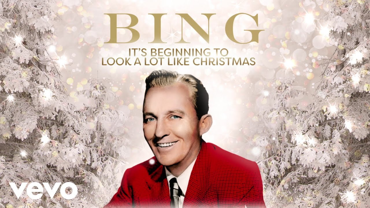 Download It's Beginning To Look A Lot Like Christmas (Lyric Video)