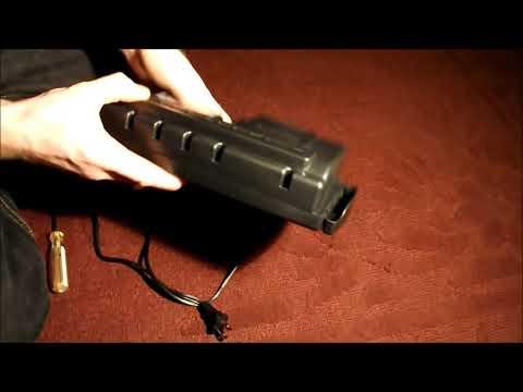 DIY, HOW-TO REPAIR A JAMMED PAPER SHREDDER.