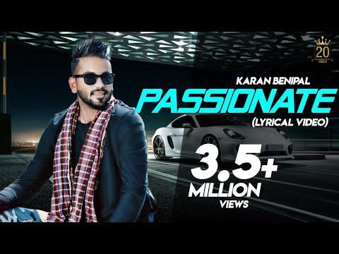 Passionate | Karan Benipal | Latest Punjabi Songs 2018 | 20 Music
