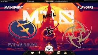 EG vs NIP - 1 - Playoffs - MDL DISNEYLAND PARIS MAJOR - Viciuslab