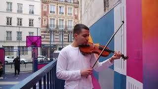 Moonlight -xxxtentacion version violon [original] by Amined1