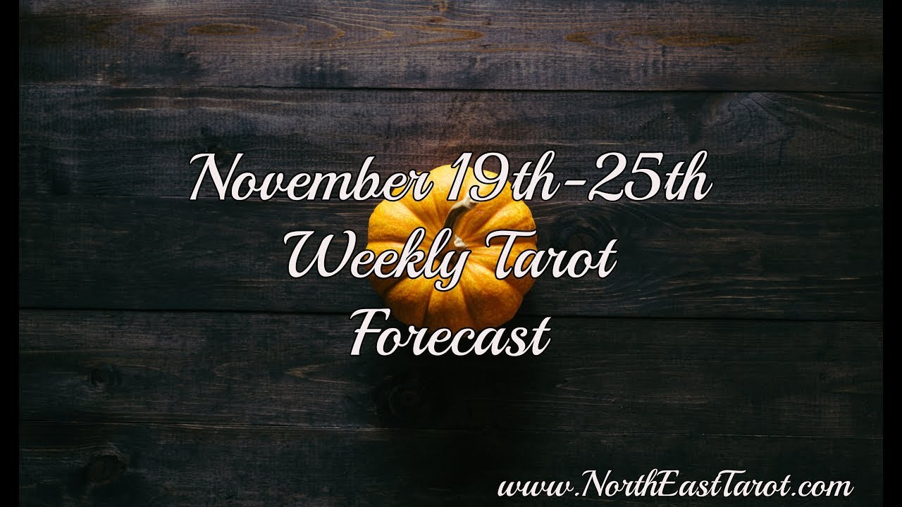 aquarius weekly tarot november 25 2019
