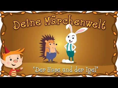 Der Hase und der Igel - Märchen und Geschichten für Kinder | Brüder Grimm | Deine Märchenwelt