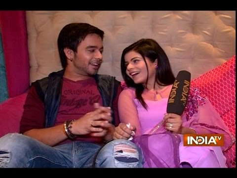 Saas Bahu Aur Suspense: Bihan Tries to Hug Thapki in 'Thapki Pyaar Ki'