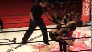 09' GIRL'S S-CUP Vhajime vs Madoka Okada