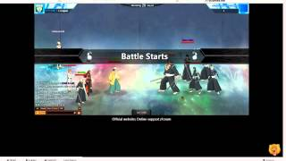 Fights in Bleach Online Game!