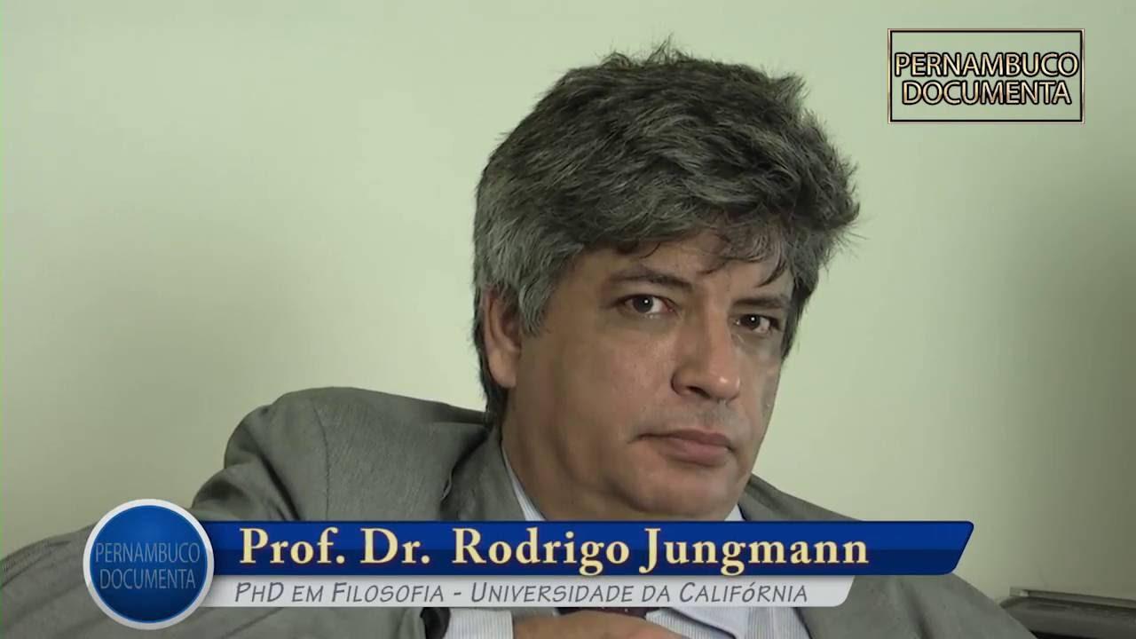 Resultado de imagem para professor rodrigo jungmann