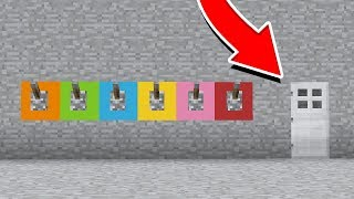 5 EASIEST REDSTONE CREATIONS TO BUILD!