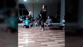 Влог:хип хоп ❤тренировка ,танцы ,фристайл ,ЖАРА ⚡⚡⚡⚡