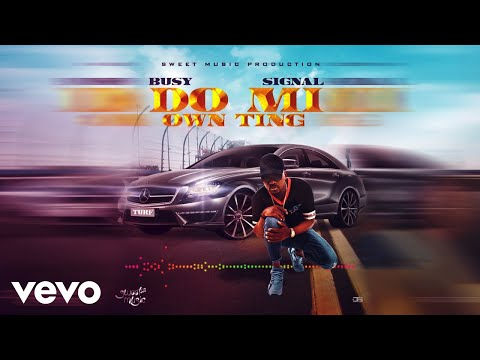 Busy Signal - Do Mi Own Ting (Official Audio)