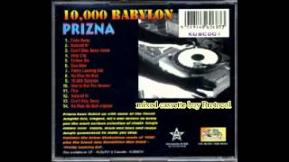 PRIZNA LP 10,000 BABYLON 1995 Mixed by Protocol