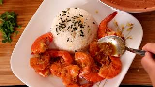 Garlic Butter Shrimp | Hawaiian Style Recipe