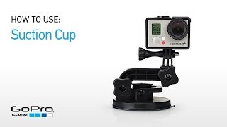 GoPro: Suction Cup Mount Tutorial