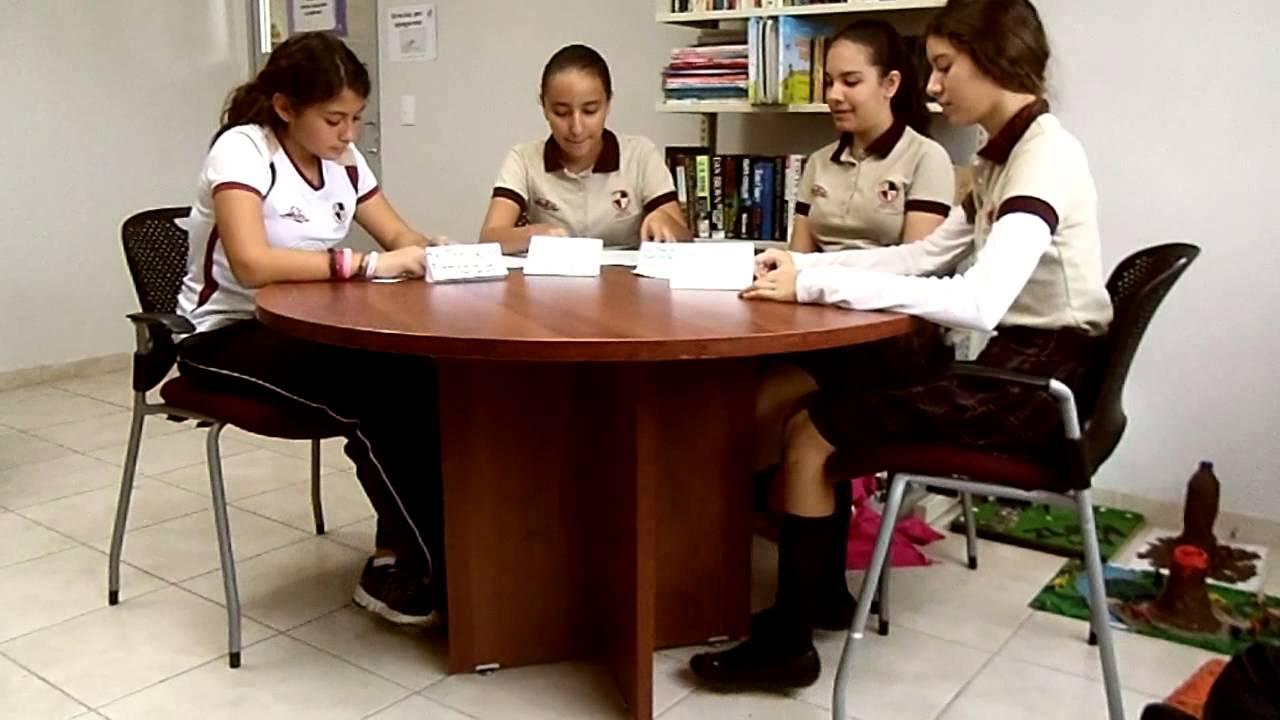 Expresion oral y escrita que es mesa redonda - Que es mesa redonda ...