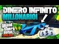 GANAR 700.000.000$ en 1 MINUTO en GTA 5 Online! 'DINERO INFINITO' PS4, PS3, XBOX ONE, XBOX 360, PC