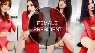 Girl's Day - Female President [dance cover by Red Desire]