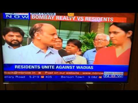 Bombay Dyeing's Bombay Realty playing unfair with residents of Springs, Dadar