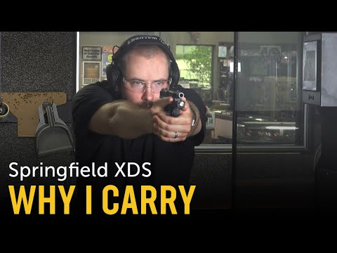Springfield XDS 9mm | Everyday Carry (EDC) | Concealed Carry | Why I Carry