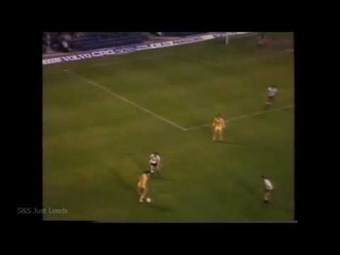 Leeds United Movie Archive - Derby County V Leeds 1990-91