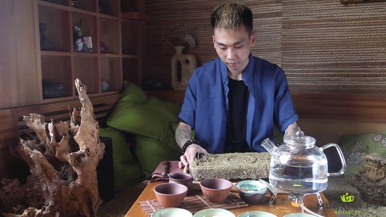 Сутэй цай, монгольский чай (монг. Сүүтэй цай, от монг. Сүү — молоко, монг. Тэй — аффикс. Чай обычно используется зелёный плиточный (кирпичный), при приготовлении его растирают в порошок. Чай заваривают из. Похлёбкин в. В. Монгольский способ и его варианты (калмыцкий и др. ) // чай: его типы.