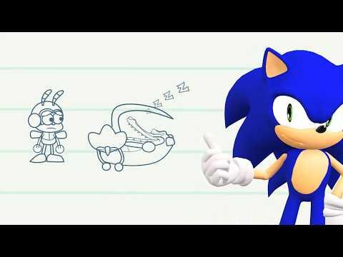 Sonic Sez in