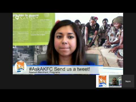 #AskAKFC: How are we making a difference in East Africa?