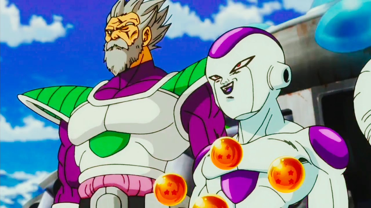 Dragon Ball Super: Broly- Frieza Arrives on Earth - YouTube