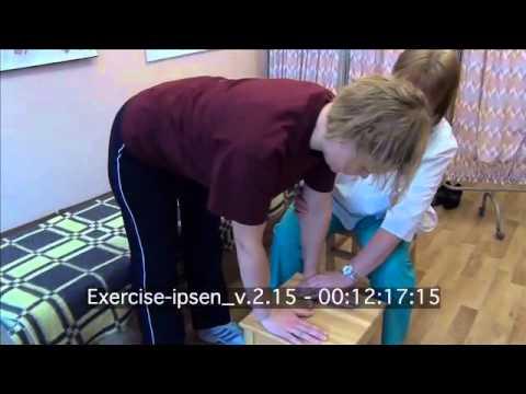видео: упражнения при спастичности