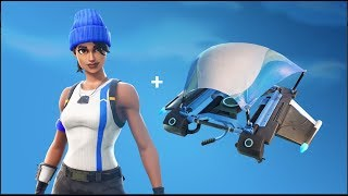 FORTNITE:HAVE SKIN AND ALA-DELTA FREE WITH PS PLUS