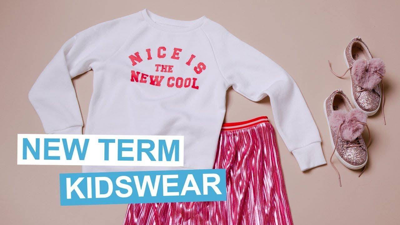 b90ad24e33 PRIMARK | Kids' New Term Fashion - YouTube